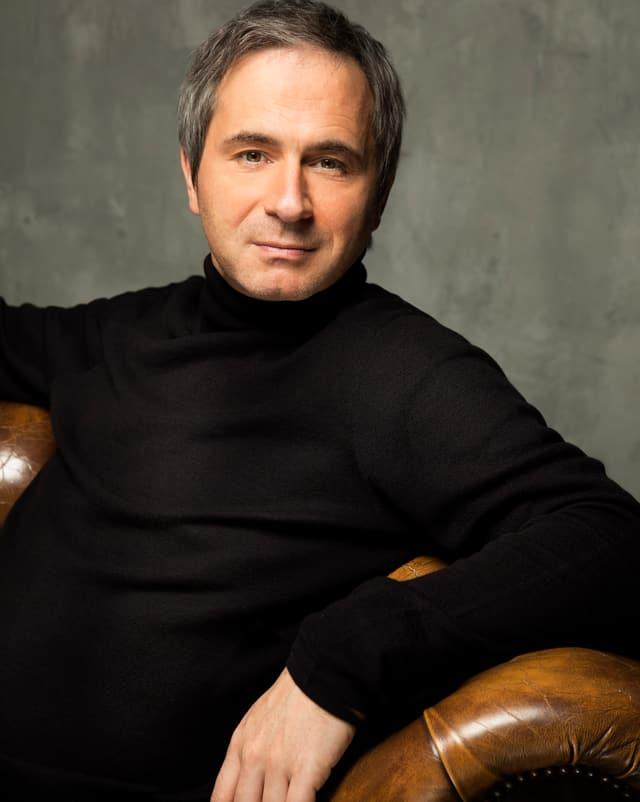 Portrait von Piotr Anderszewski