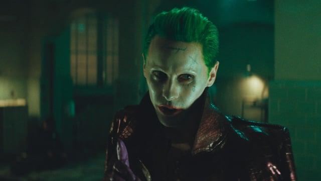 Jared Leto als der Joker in «Suicide Squad».
