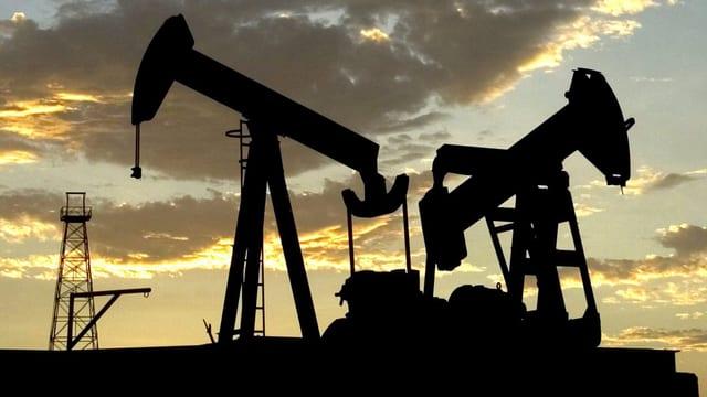 Ölpumpen in Venezuela.