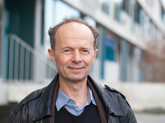 Porträt von Richard Wolff.