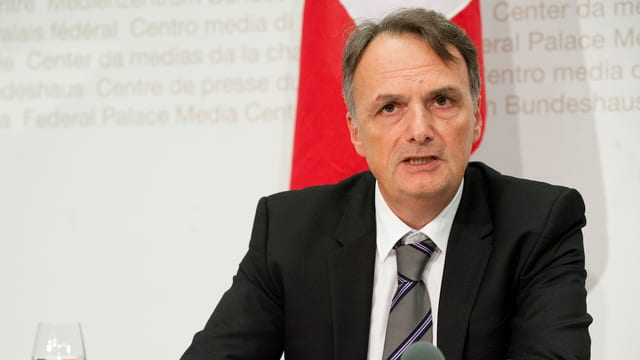 BFM-Direktor Mario Gattiker.