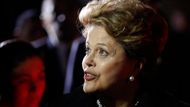 Porträt Dilma Rousseff