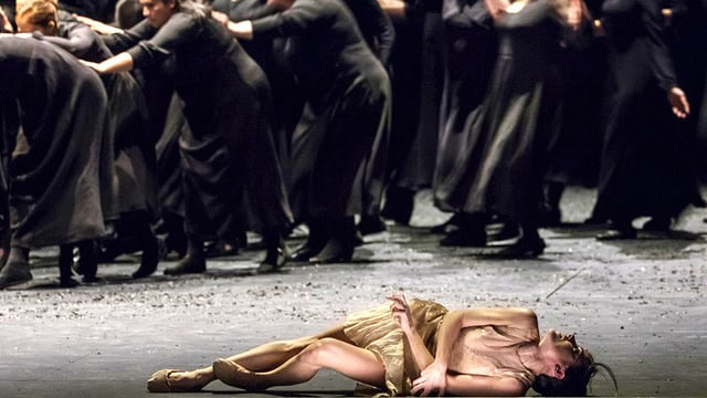Video «Verdis «Messa da Requiem»» abspielen