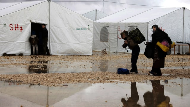 Flüchtlinge im Libanon