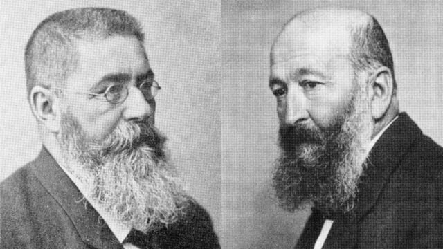 Gudench Barblan (1860-1916) - Giachen Michel Nay (1860-1920)