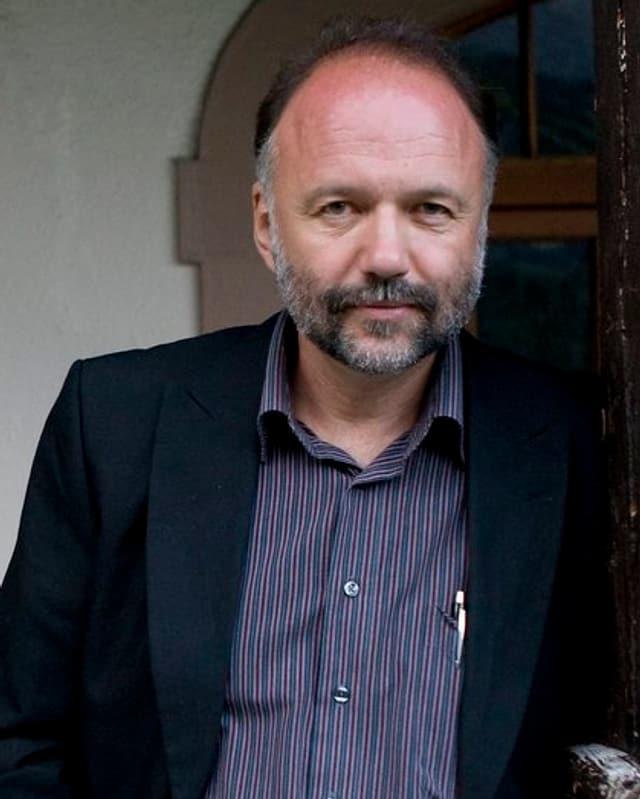 Schriftsteller Andrej Kurkow