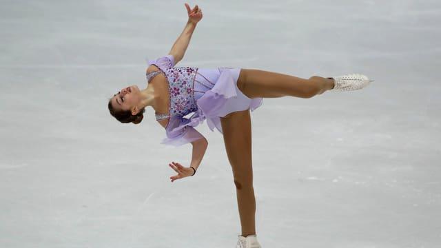 Alexia Paganini.