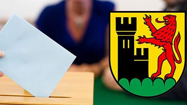 Wahlurne Windisch