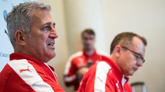 Die Schweizer Nati startet mit einem Auswärtsspiel in Griechenland ins WM-Jahr 2018.
