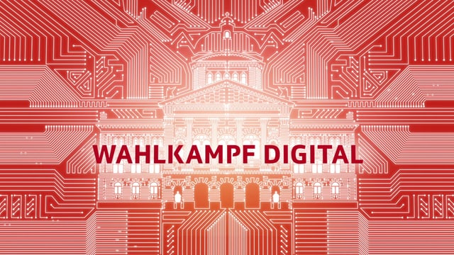 Wahlkampf digital
