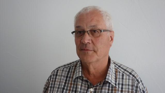 Yves Broggi da Bravuogn ha presidià la vischnanca burgaisa da Bravuogn.