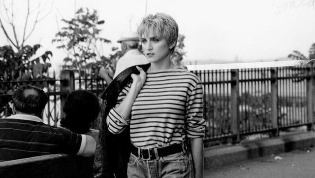 Madonna im Videoclip zu «Papa Don't Preach» (1986)