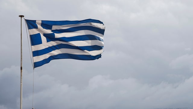 Bandiera greca.