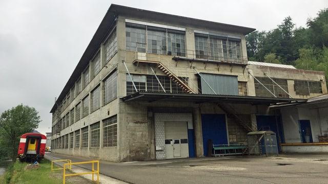Altes Fabrikgebäude