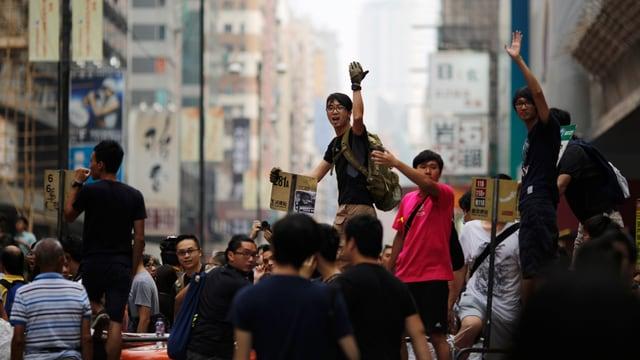 Die Proteste im Überblick