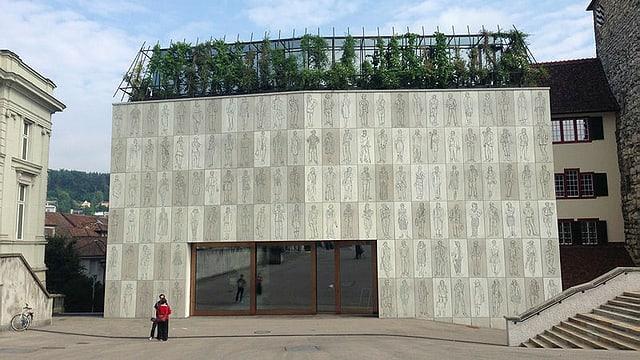 Museum von aussen.