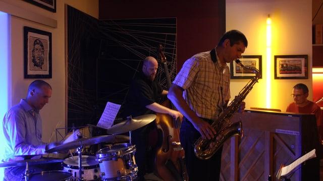 Jazz live.