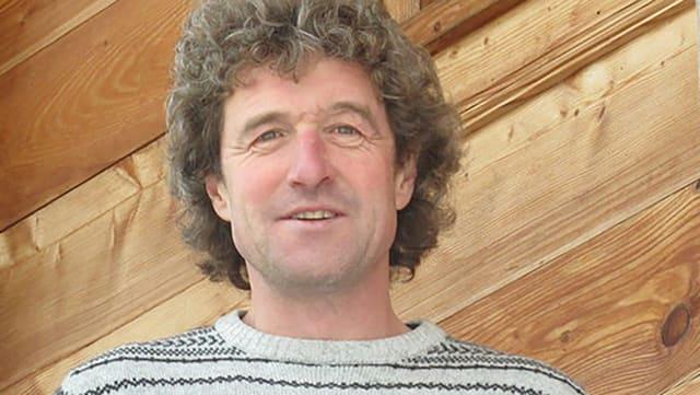 Andrea Nold, il vegl e nov president da Conters.