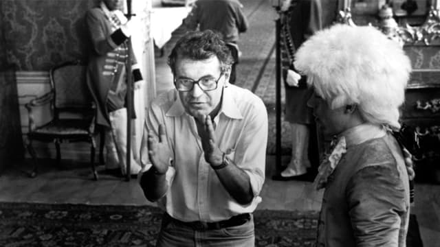 Video «Milos Forman - In Gedenken an den Filmregisseur» abspielen
