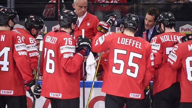 Die Schweiz startet an den Olympischen Spielen gegen Titelverteidiger Kanada.