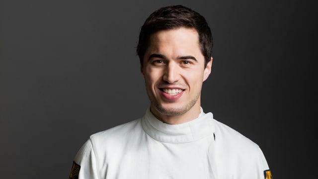 Portrait Max Heinzer