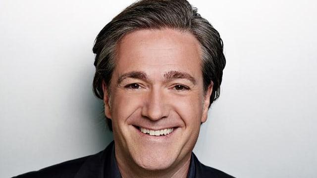 Wolfgang Büchner, Geschäftsführer der «Blick»-Gruppe.
