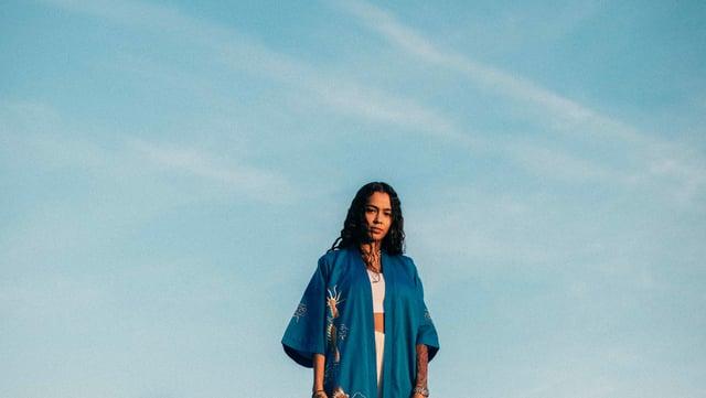 Porträt Naomi Lareine