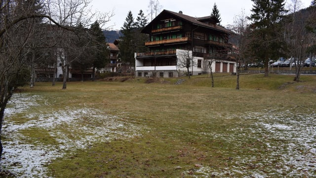 Das Montana-Areal in Klosters