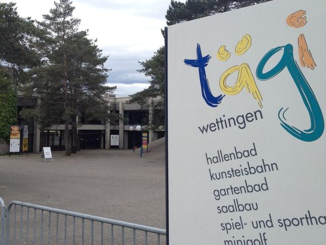 Eingang Tägi