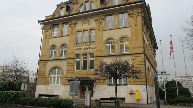 Stadthaus von Grenchen