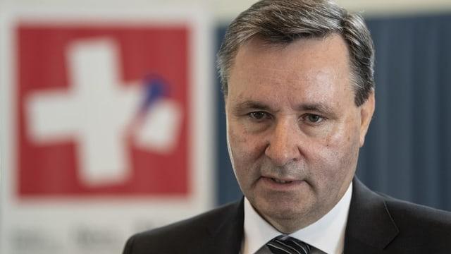 Werner Salzmann, Nationalrat SVP
