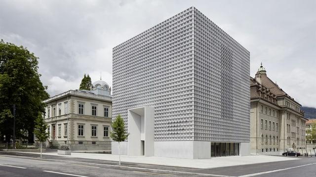 Das Bündner Kunstmuseum