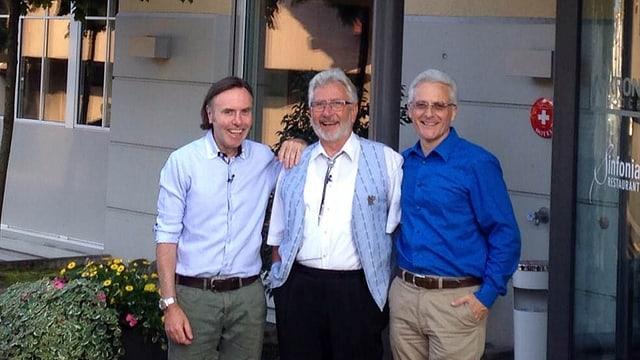 Video «Nidwalden - Tag 2 – Restaurant Krone» abspielen