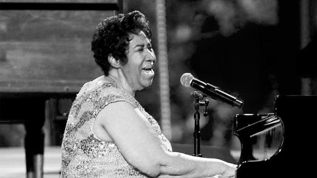Aretha Franklin, la regina dal Soul.