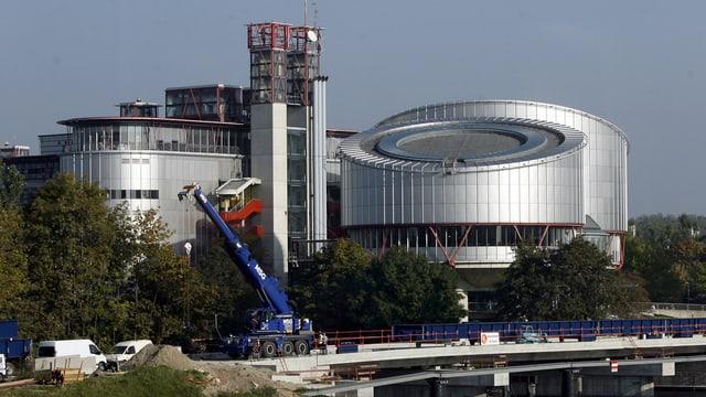 Der Europäische Gerichtshof für Menschenrechte in Strassburg: