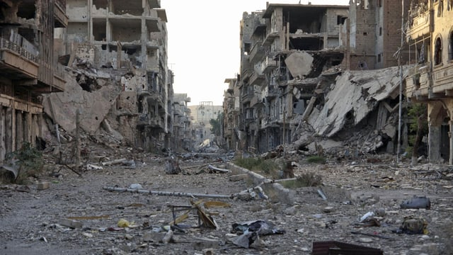 Doch keine C-Waffen in Syrien?