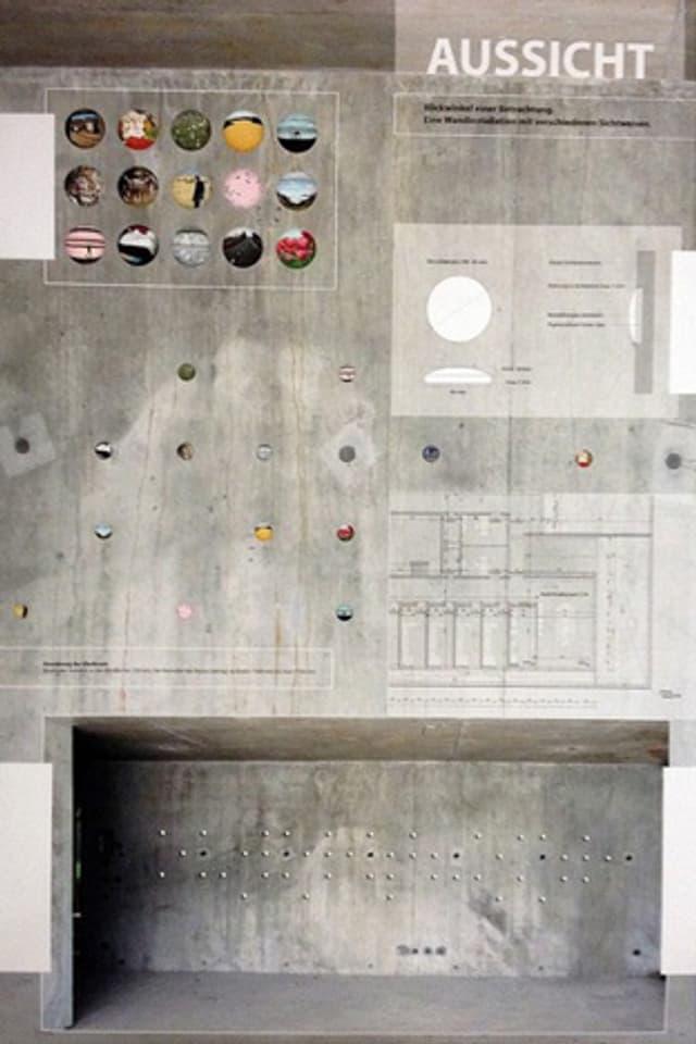 Kunst am Bau im Gefängnis