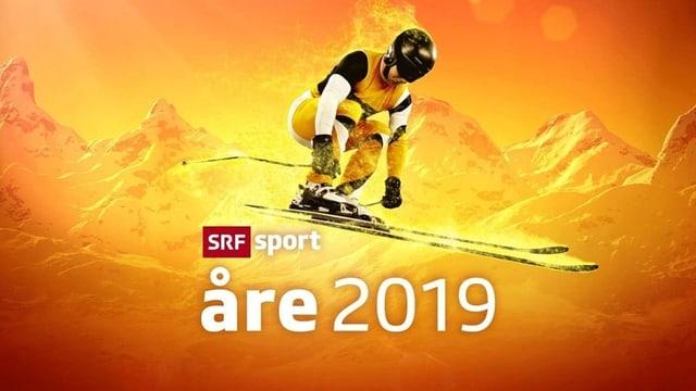 SRF sport Logo
