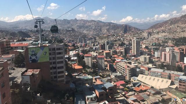 La chapitala La Paz