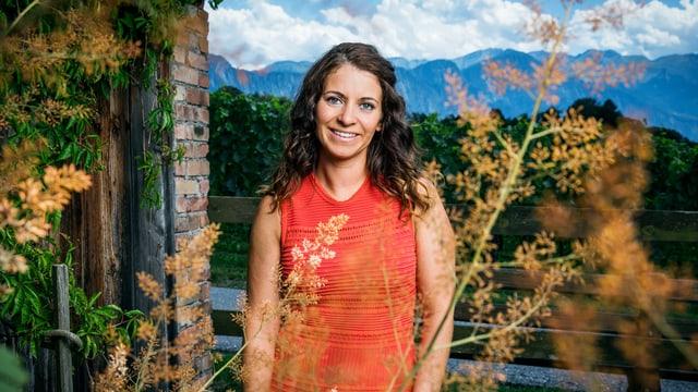Video «Nicole Tanner aus Maienfeld GR» abspielen