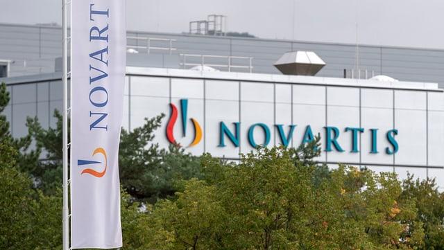 Lieu da producziun da Novartis