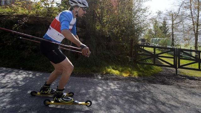 Organisaziuns d'ambient cunter pista da skis da rodas