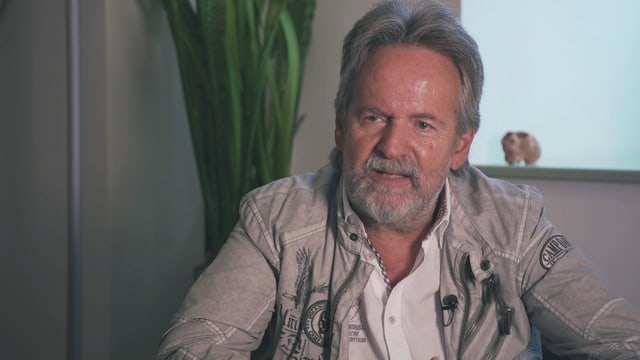 Thomas Knecht, psichiater forensic