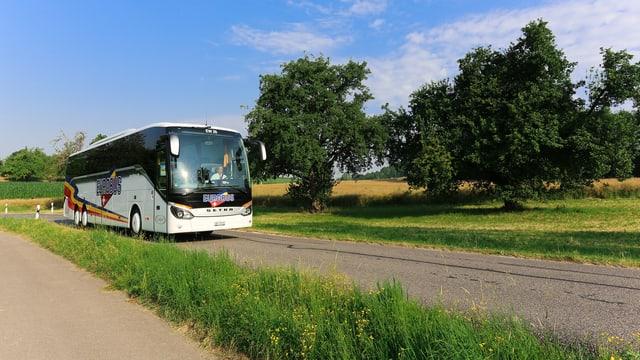 Eurobus, il nov concurrenzt da las viafiers svizras.