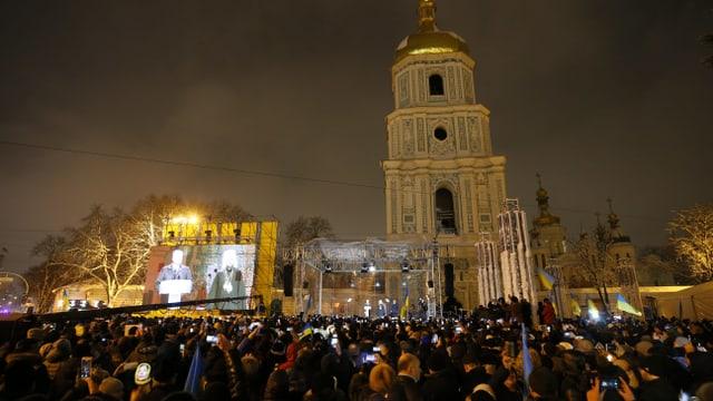 Ein Schritt weg von Moskau (Artikel enthält Video)