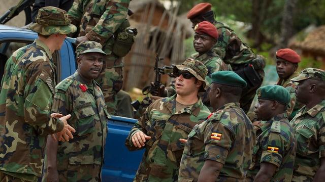 Rebellen nehmen immer mehr Provinzhauptstädte ein in der Zentralafrikanischen Republik.