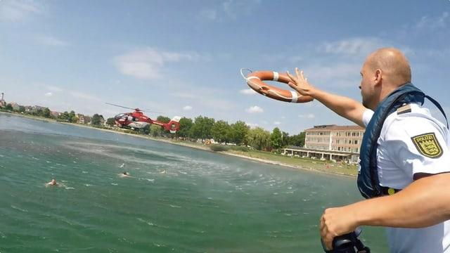 Video «Die Bodenseepolizei» abspielen