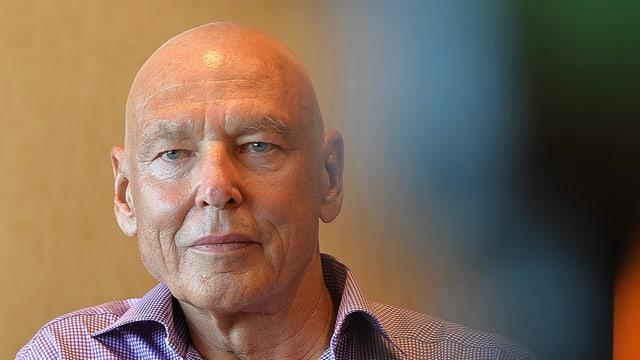Porträt Peter Brabeck