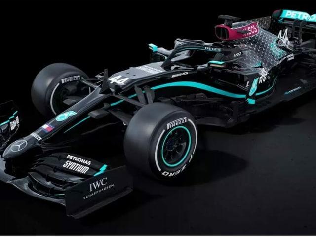 Mercedes' neuer Formel-1-Bolide.