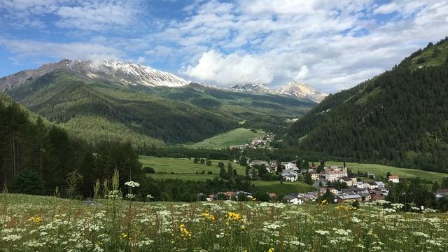 Video ««SRF bi de Lüt - Wunderland»: Val Müstair GR» abspielen